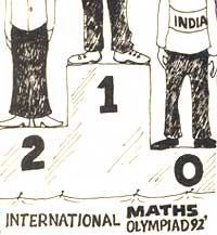 What ails Indian mathematics?