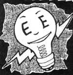 Electronic bulbs