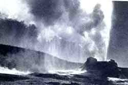 Geysers can help predict quakes
