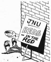 The JNU way out