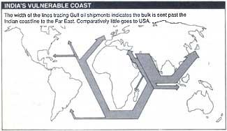 Coast Guard's oil clean-up bill: Rs 13 crore