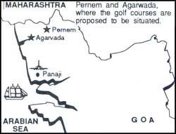 Goa greens oppose golf courses