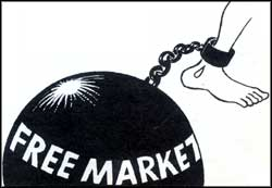 Trade-off- human rights and the market