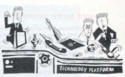 Hi-tech exchange