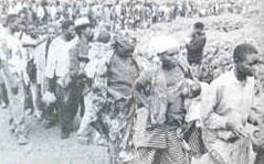 Rwandan refugees: adding to th (Credit: AT / PTI)