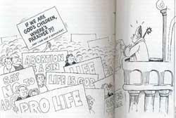 Life strife