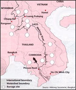 Mekong's miseries