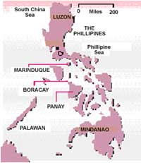 THE PHILLIPINES
