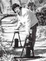 Ground penetrating radar is a< (Credit: Nerc news)