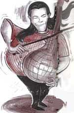 a musician's Yantra