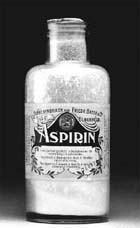 Super aspirin makes a debut