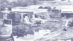 Debris of the Maison-Rouges Da