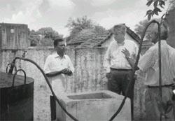 Members of the Kumarappa Inst (Credit: Amit Kumar / KIGS)