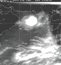 Cyclones, doubts and monsoon