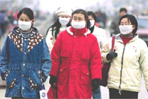 Air pollution: a shift in crisis