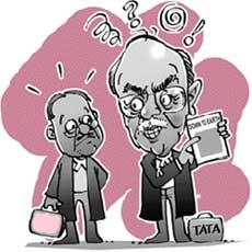 Telco And Fali Nariman