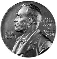 Nobel recognition