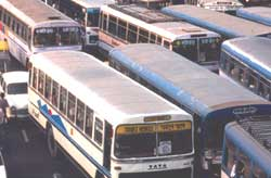 Dead end for diesel buses