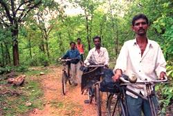 In Birsa's Land: Horomocho (Hazaribagh, Jharkhand)