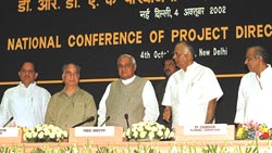 Word not kept: Vajpayee at th (Credit: PIB)