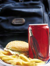 Junk diet