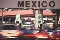 No US entry for polluting Mexican trucks