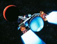 NASA to nuke space