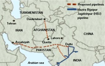 India-Iran gas pipeline: Still on a sticky wicket