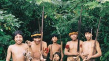 Land rights for Brazil tribe
