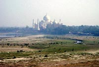 Saving the taj