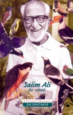 Book notice: Salim Ali's biography