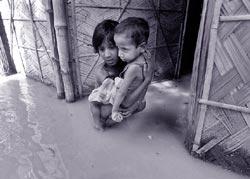 Assam drenched, devastated