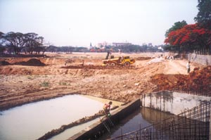 Bangalore lakes get a refill