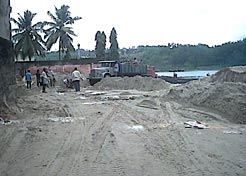 Rampant mining