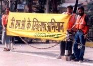 Taking activists along (Credit: Greenpeace)