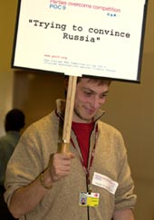 Russia ambiguous on Kyoto