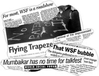 In medias res: Media coverage of WFS