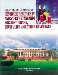 Soft drinks do contain pesticides
