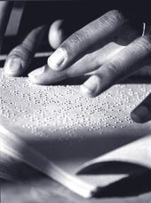 Blind about Braille