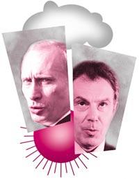 Russia lingers