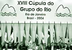 South America unites