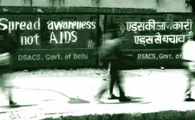 Aiding AIDS