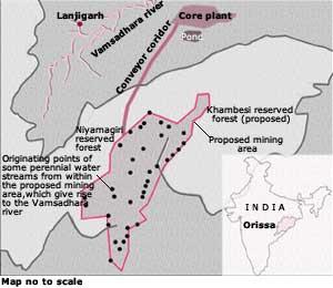 Legal landmine