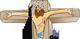 Science crucified