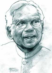 K R Narayanan 1920-2005
