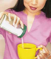 Sweetener unsafe