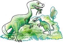 Dino munchies