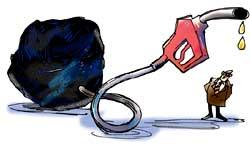 Petrol from coal