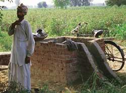 Ground beneath his feet: Bhati