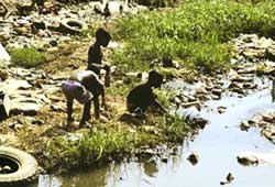 Cholera epidemic in Angola on the rise